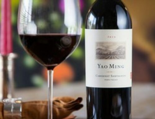 2014 YAO MING Napa Valley Cabernet Review