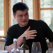 Yao Ming Talking About Wine